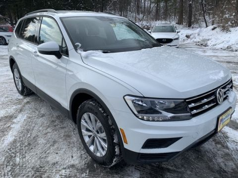 2020 Volkswagen Tiguan S with 4MOTION®