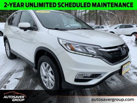Pre-Owned 2016 Honda CR-V AWD 4D Sport Utility