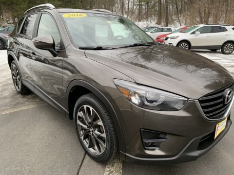 Pre-Owned 2016 Mazda CX-5 AWD 4D Sport Utility